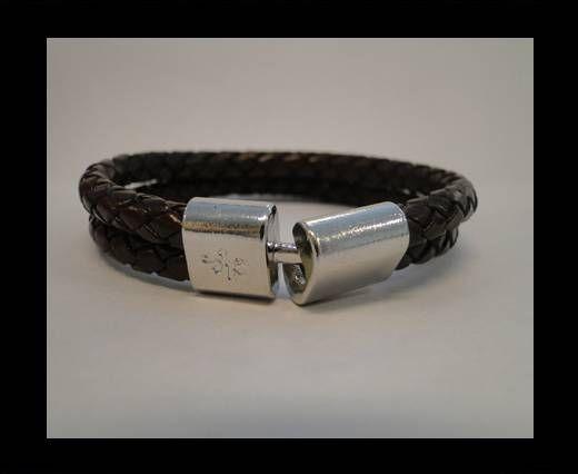 Non Steel Leather Bracelets MLBSP-22