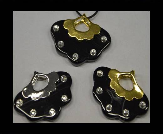 Semi Precious Stones item 26-Gold