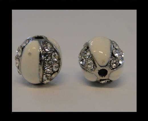 Shamballa-CA-4242 -Silver White
