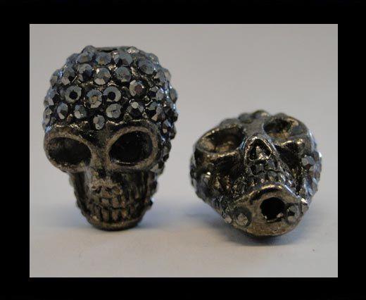 Shamballa Skull-Hemitate