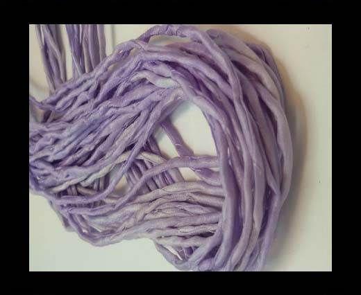 Silk Cords - 2mm - Round -LILLA