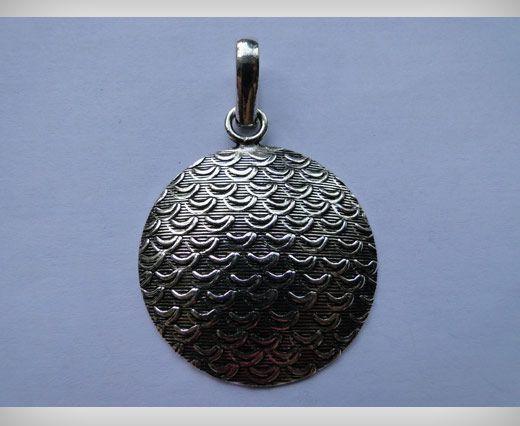Silver Pendal SE-1569