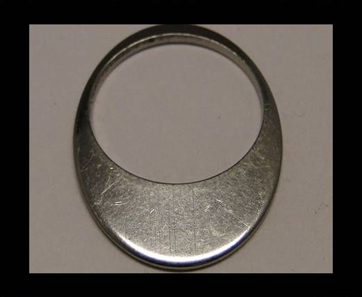 Stainless steel ring SSP-106