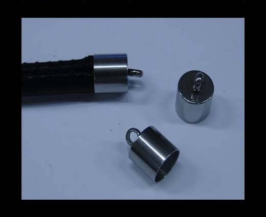 Stainless steel end cap SSP-195-6MM