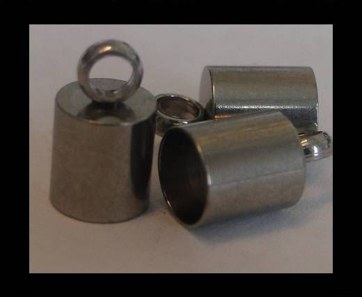Stainless steel end cap SSP-195-5mm