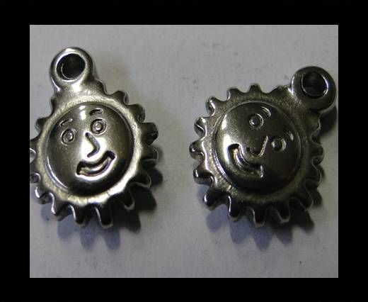 Stainless steel charm SSP-281
