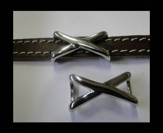 Stainless steel part for leather SSP-302