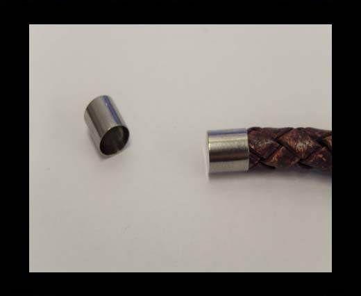 Stainless steel end cap SSP-602-5mm-Steel