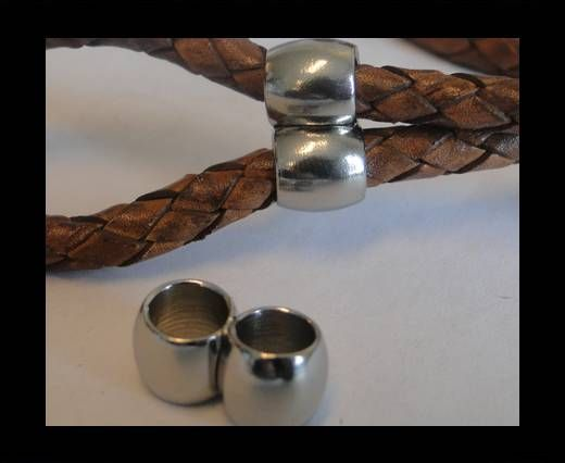 Stainless steel part for leather SSP-60-6mm