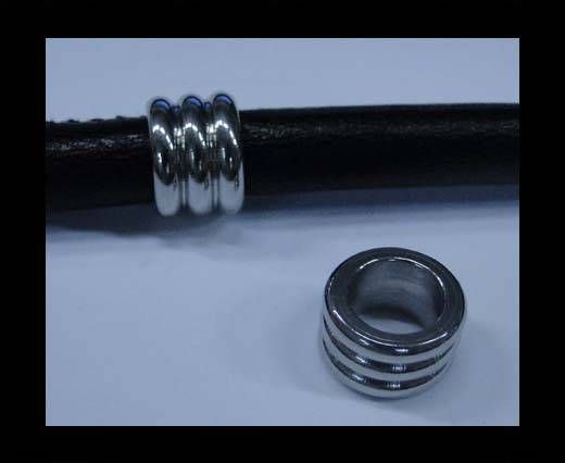 Stainless steel part for leather SSP-62-8MM