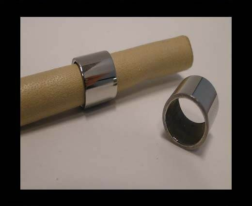 Stainless steel part for leather SSP-637-12*10mm