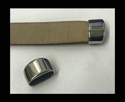 Stainless steel end caps SSP-675-12*4mm-Steel