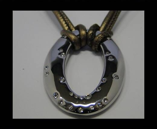 Stainless steel ring SSP-308