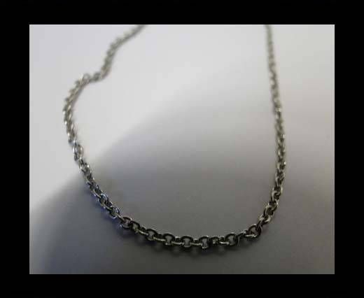 Stainless Steel Chain Item-31-0,4mm Steel