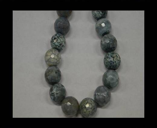 Stones item 3 - 14 mm Multi grey