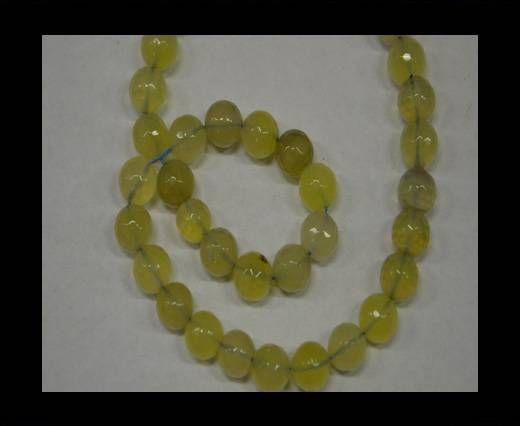 Stones item 5 - 10 mm Light green