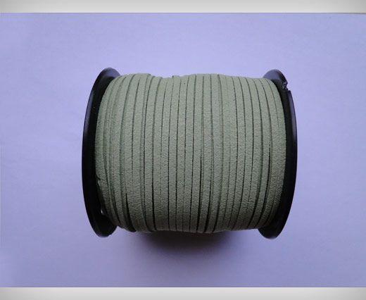 Suede Cords-3mm-Cream