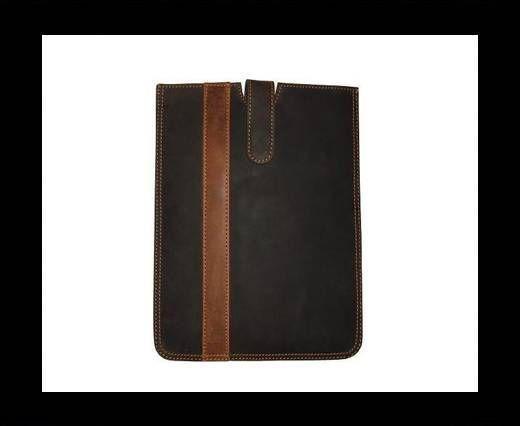 SUNS-2221-Genuine Leather I-pad Cover