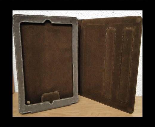 SUNS-2230(2) -Genuine Leather I-pad Cover