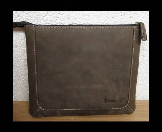 SUNS-229 -Genuine Leather I-pad Cover