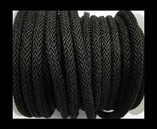 Swift Braided Cord-Black-8mm