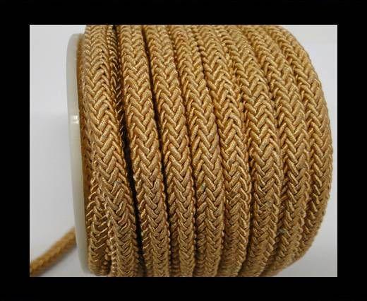 Swift Braided Cord-Dark Beige-6mm