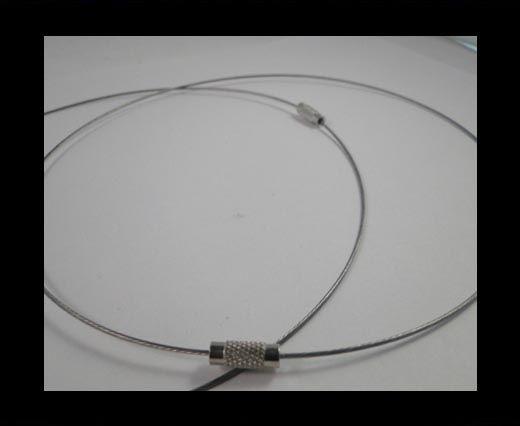 Wire-Cord-Grey