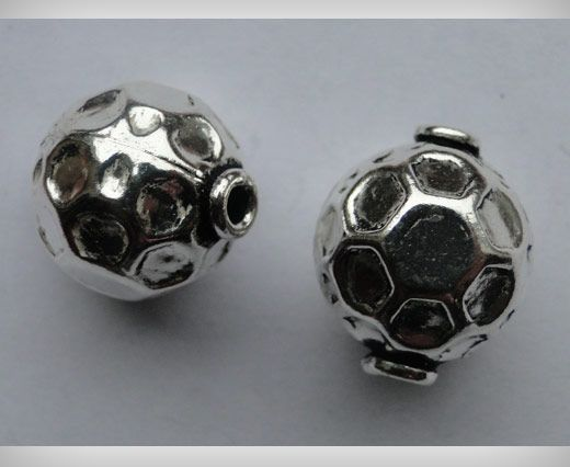 Perle e pendenti anticati di grossa taglia - SE-1106