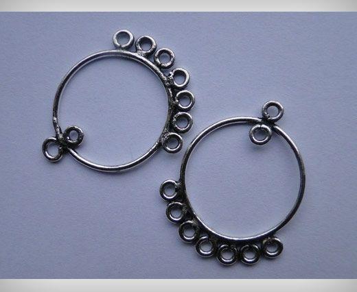 Perle e pendenti anticati di grossa taglia - SE-1010