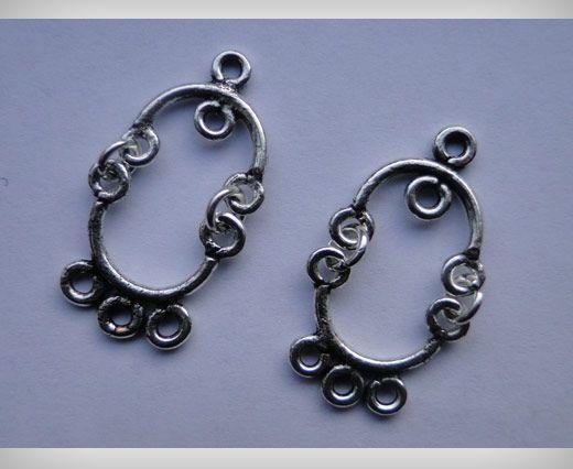 Perle e pendenti anticati di grossa taglia - SE-1115