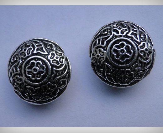 Perle e pendenti anticati di grossa taglia - SE-1118