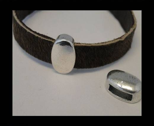 Zamak part for leather CA-3452
