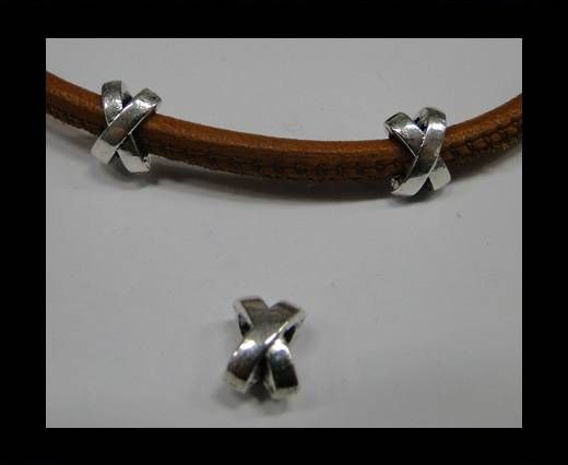 Zamak part for leather CA-3789