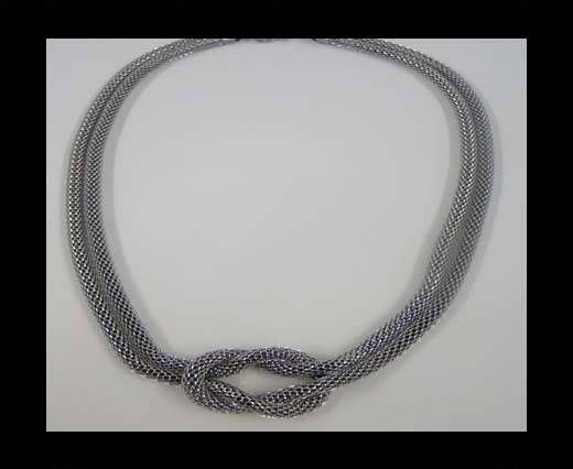 High Quality Steel Neclace-number 23