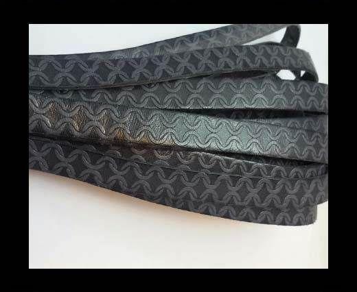 Italian leather 10mm  - Style 6