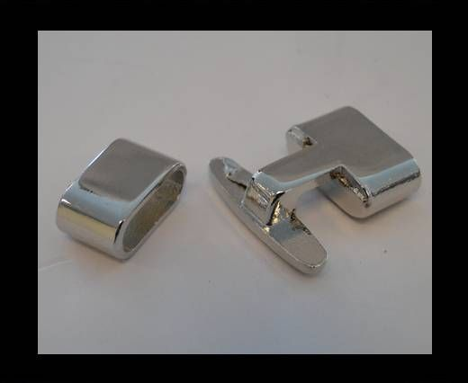 Locks for leather/Cords ZAML-12-Large