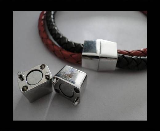 Magnetic Locks for leather Cords - MGL-37