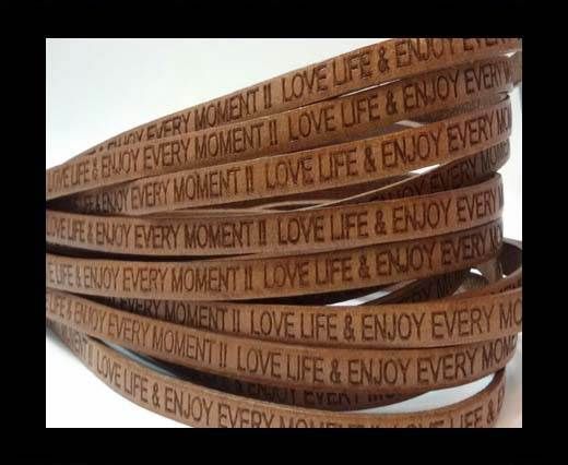 Love life & enjoy every moment - 5mm - COL.3077