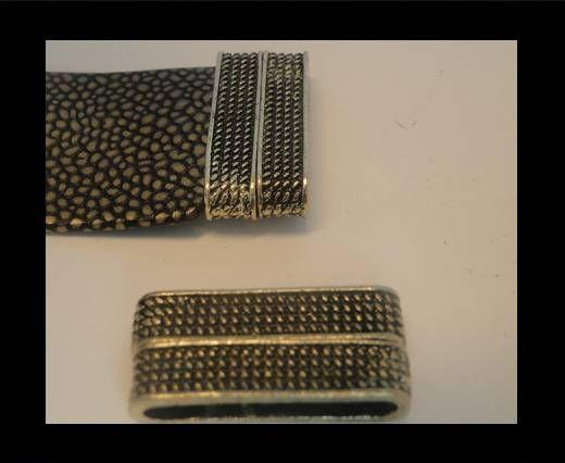 Magnetic Locks -MGL-32-28*4mm-Antique-Gold