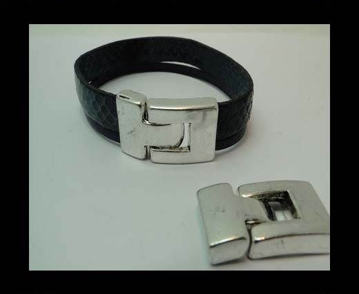 MGL-361-13*3mm-Antique Silver