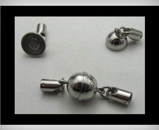 Stainless Steel Magnetic Lock -MGST-08-4mm