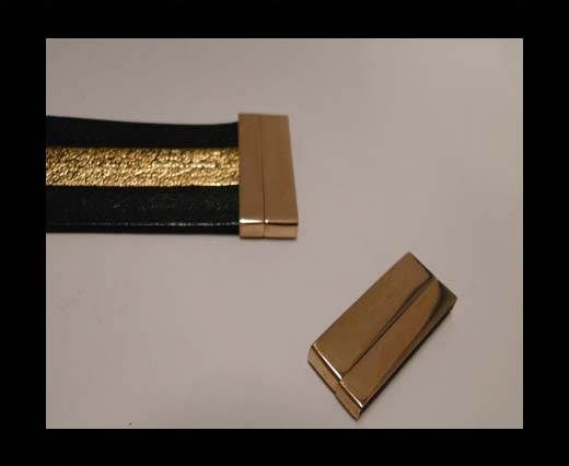 MGST-105-30*3mm-Rose Gold