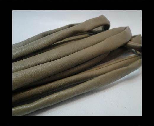 Nappa Inner Stitch Tubular-10mm-Taupe