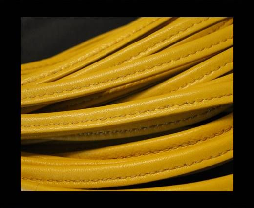 Nappa-Sewn-7mm-Plain-Yellow