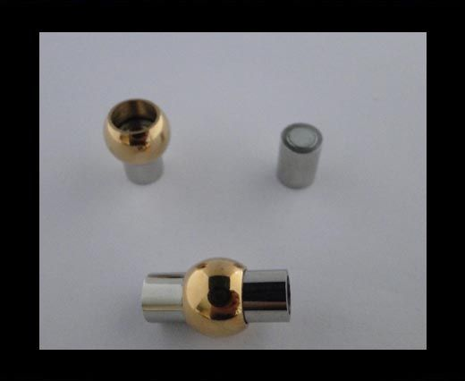 Stainless Steel Magnetic Lock -MGST-21-4mm