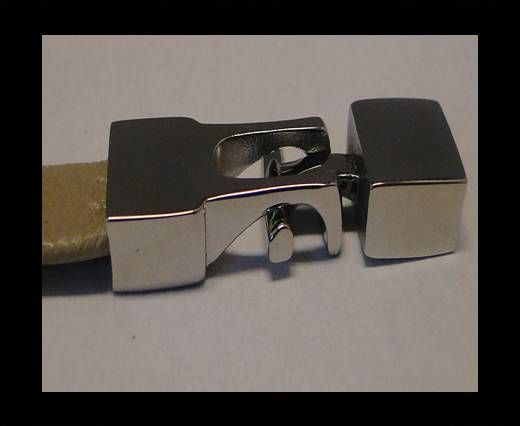 Stainless Steel Non-Magnetic locks-MGST-66-8-by-3mm