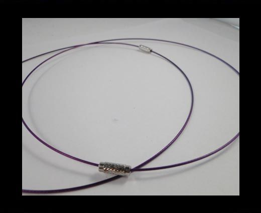 Wire-Cord-Purple