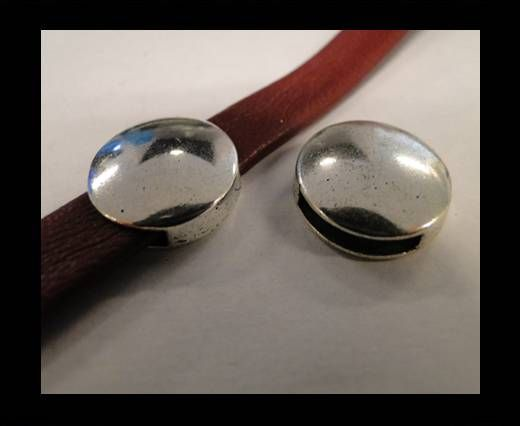 Zamak part for leather CA-3446