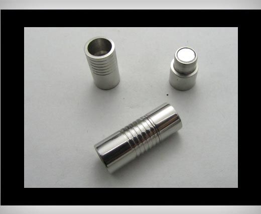 Stainless Steel Magnetic Lock -MGST-15-4mm