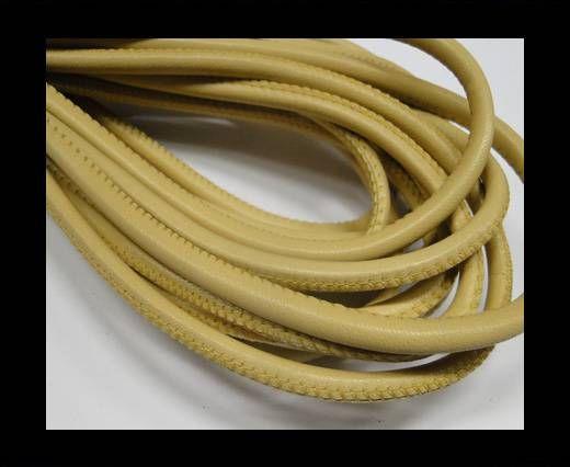 Fine Nappa-Plain-style -Sand Yellow-6mm